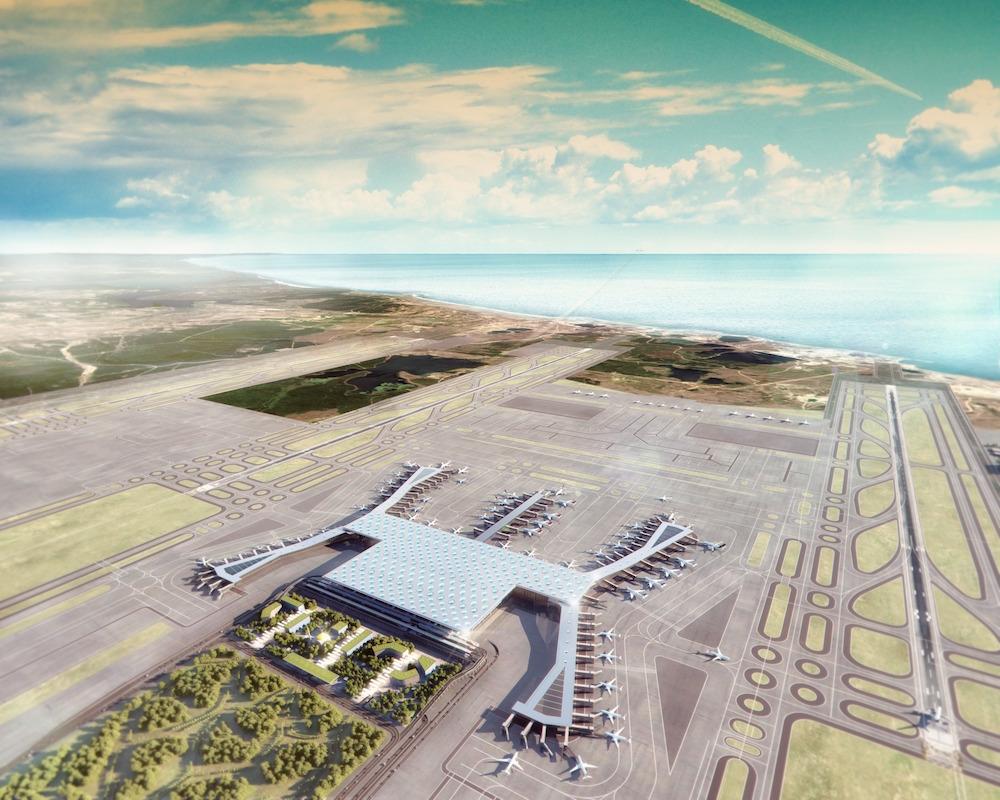 Foto de Nuevo aeropuerto de Estambul (2/6)