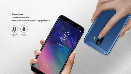 Samsung Galaxy A6 Plus Oficial Diseno
