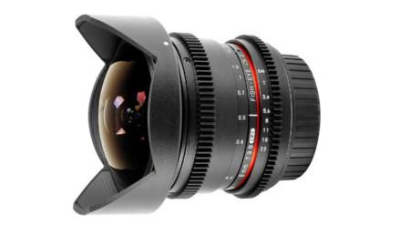 1 Samyang 8mm