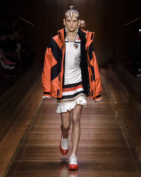 Burberry Autumn Winter 2019 Collection Look 11
