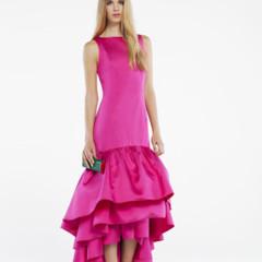 Foto 9 de 10 de la galería carolina-herrera-vestidos-para-bodas-de-tarde-primavera-verano-2011 en Trendencias