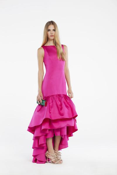 Foto de Carolina Herrera: vestidos para bodas de tarde Primavera-Verano 2011 (9/10)