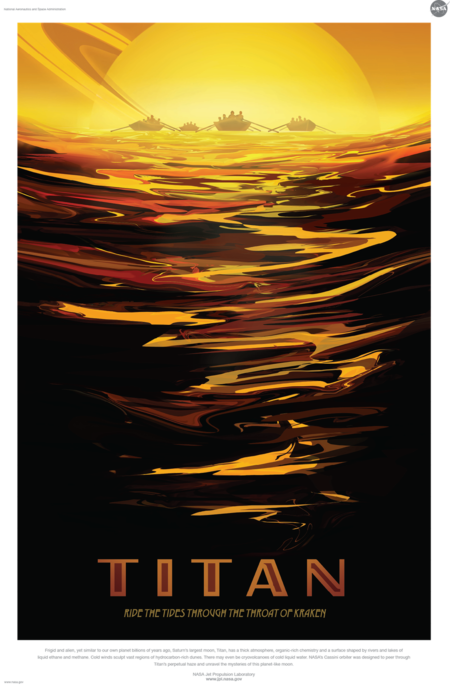 Jpl Nasa Posters Retro 3