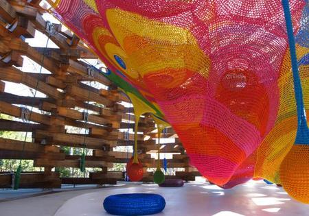 Museo de Arte al aire libre en Hakone, Japón
