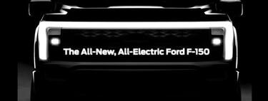 """Una nueva pick-up deportiva de Ford podría llegar con propulsión eléctrica y el mítico nombre """"Lightning"""""""