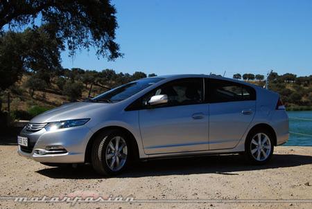 Honda Insight, prueba (parte 3)