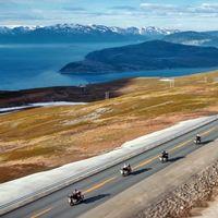 De Oslo a Cabo Norte en 11 minutos épicos, así fue nuestro viaje a la meca del mototurismo europeo