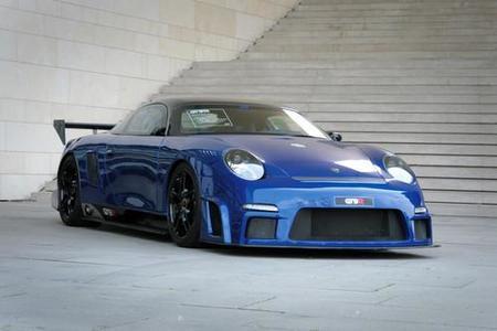 A la venta el prototipo ¿accidentado? del 9ff Porsche 911 GT9-R (actualizada)