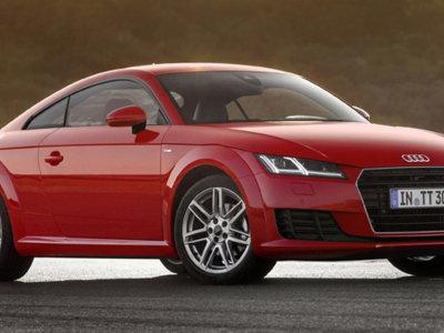 El Audi TT estrena un 1.8 TFSI