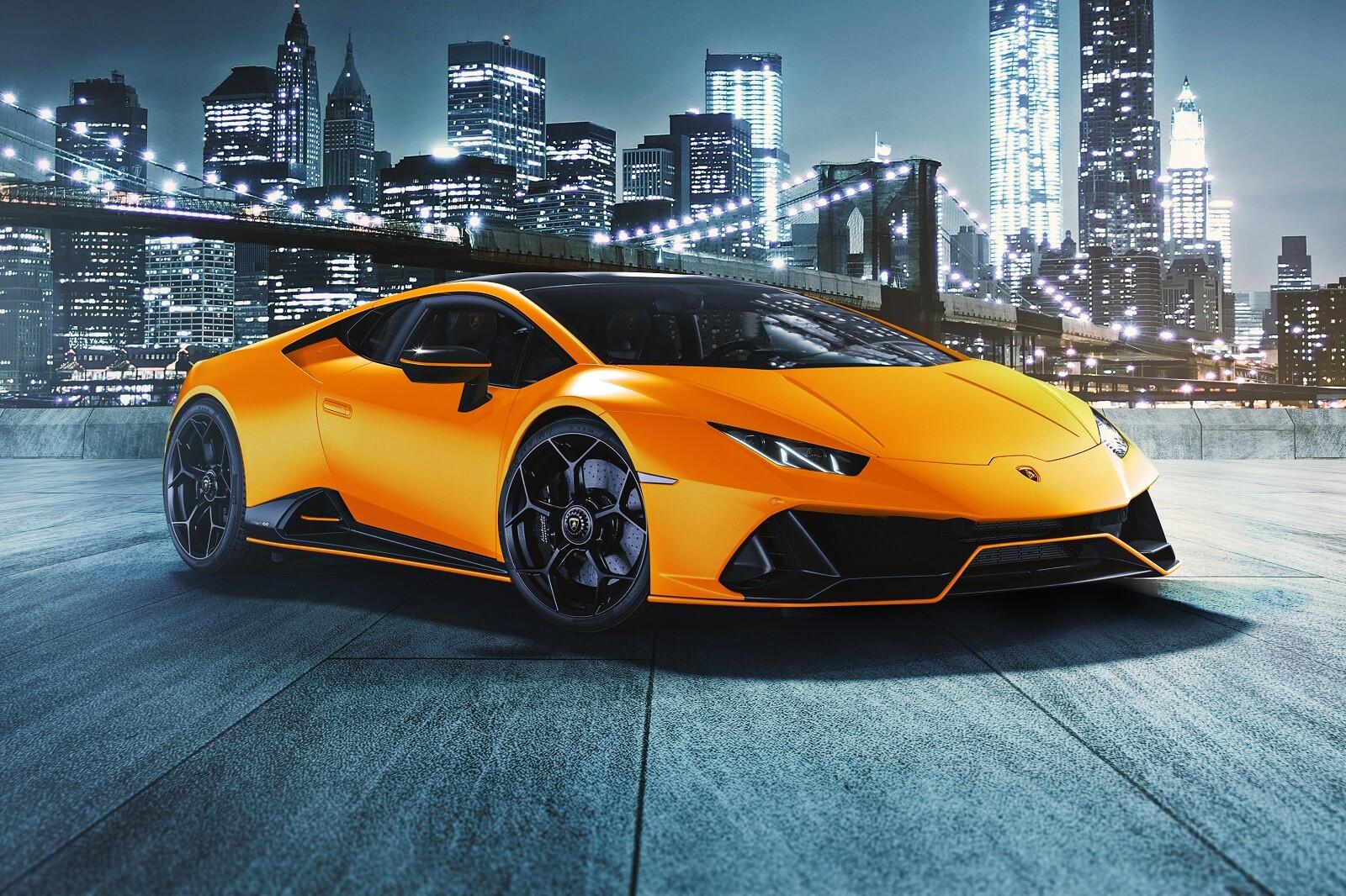 Lamborghini Huracán EVO Fluo Capsule