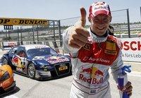 Los Audi con alas en Valencia. Victoria para Mattias Ekström