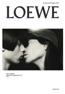Loewe presenta una campaña firmada por Steven Meisel, e inspirada en las Series 1 y 2 de Louis Vuitton