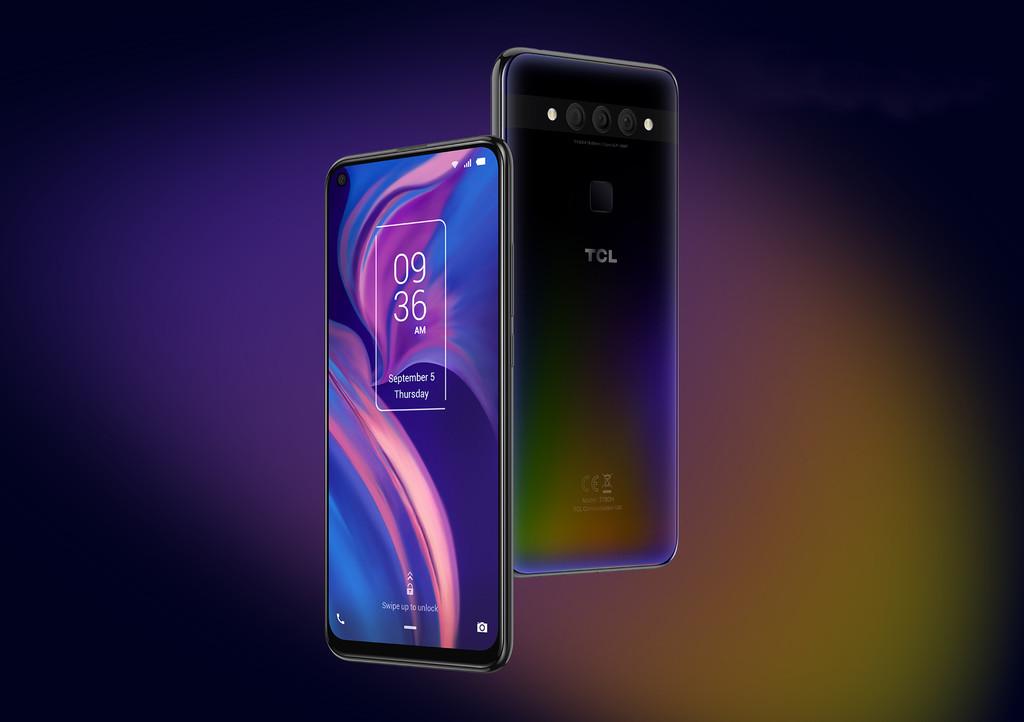 TCL PLEX: el primer móvil de TCL es un gama media decidido a intimidar a los premium con su pantalla asistida por un chip dedicado