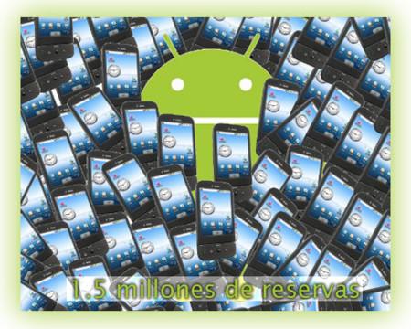 T-Mobile G1: 1.5 millones de teléfonos reservados