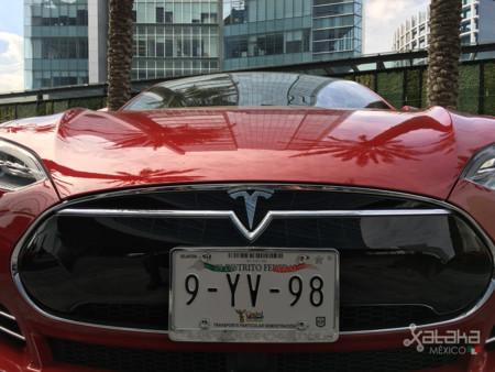 Tesla Model S Mexico 6