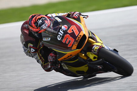 Augusto Fernandez Austria Moto2 2021