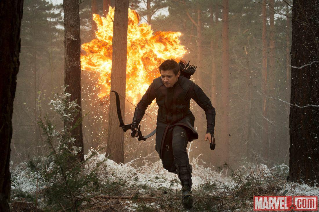 'Los Vengadores 2: La era de Ultrón'