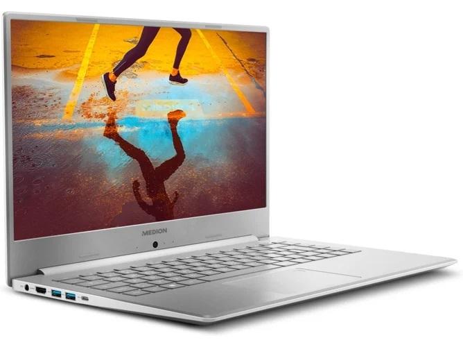 Portátil Medion Akoya S6445 MD61521, i5, 8 GB, 512 GB SSD