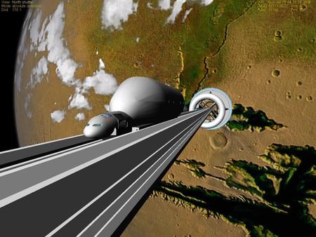 Cómo construir un ascensor espacial: dos investigadores de la Johns Hopkins creen que la clave está en la biología
