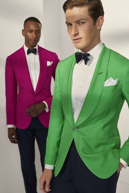 Ralph Lauren Purple Label Spring Summer 2020 14