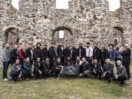 Una quedada de barbudos en Suecia tomada por partidarios del Estado Islámico