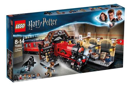 Expreso De Hogwarts Lego Harry Potter