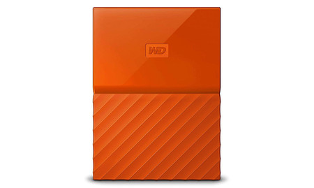 Wd My Passport 2tb Orange