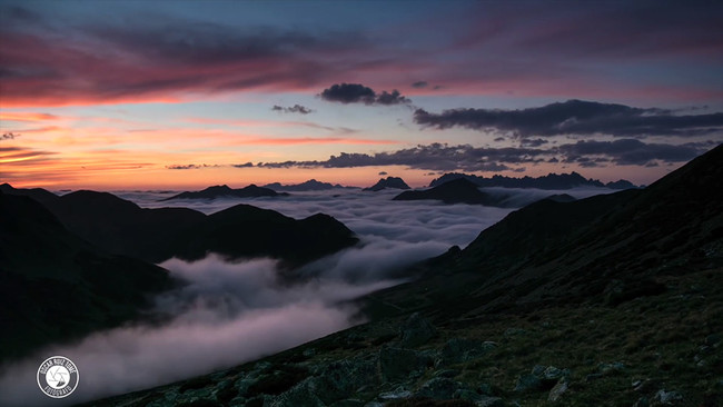 Sea Of Clouds Timelapse Oscar Ruiz Tome