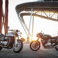 Triumph te alegra la vuelta al cole con hasta 1.500 euros de descuento y promociones en equipamiento