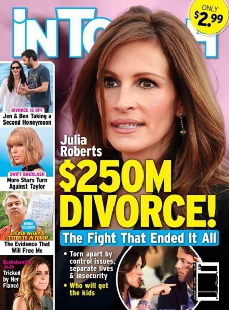 ¡Divorcio, divorcio!