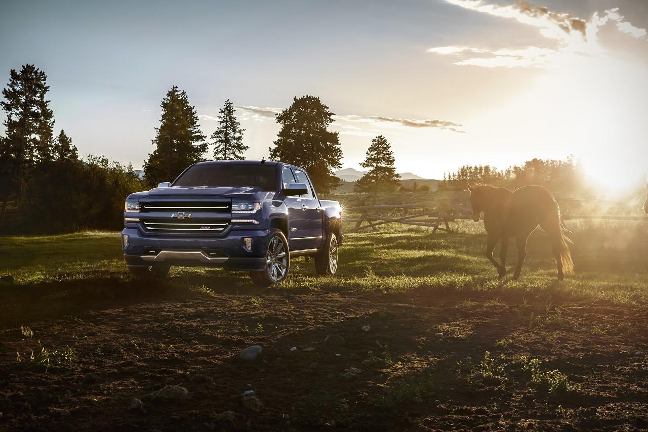 Foto de Chevrolet Silverado y Colorado edición Centennial (8/15)