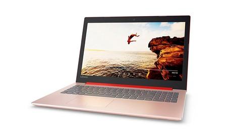 Sólo hoy, Amazon te deja el Lenovo Ideapad 320-15AST en rojo por 354,99 euros