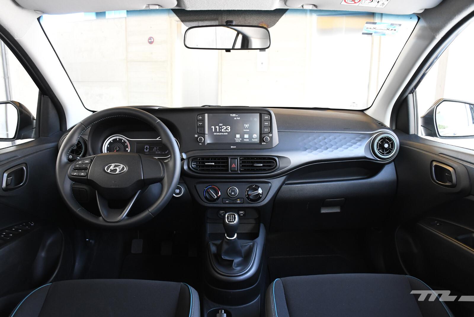 Foto de Hyundai Grand i10 2021 (prueba) (17/26)