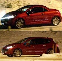 Supuestos Peugeot 207 cc y station wagon