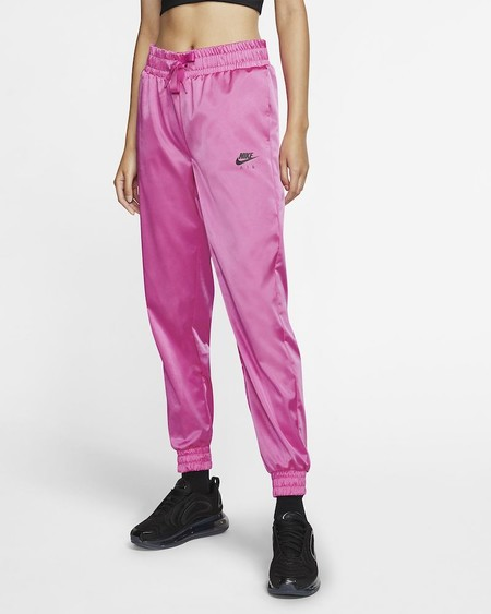 Air Pantalon Deportivo De Saten Fwlgqn