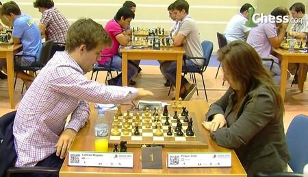 Polgar Carlsen