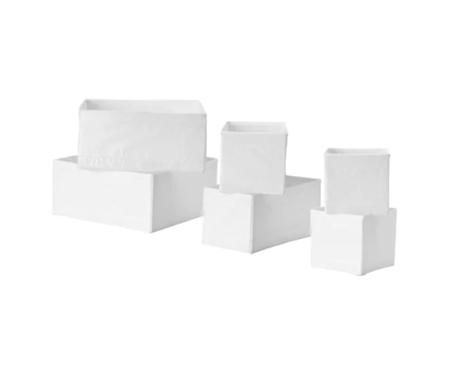 Cajas de almacenaje Ikea