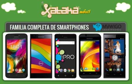 Así queda el catálogo de smartphones MyWigo tras la llegada de los nuevos UNO y Magnum 2
