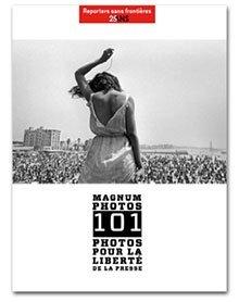 Magnum Fotos, 101 Fotos por la Libertad de Prensa