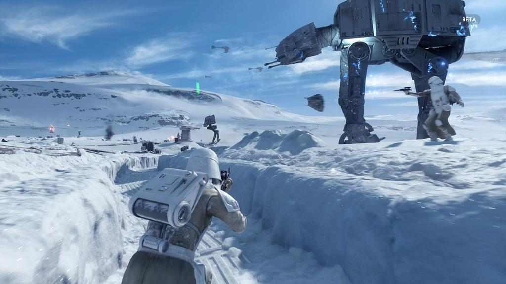Foto de Star Wars: Battlefront beta (1/13)