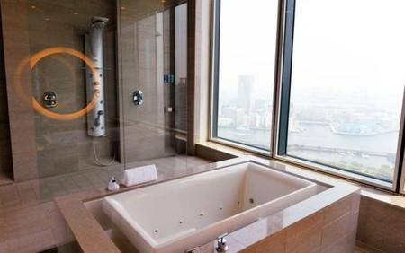 Suite del Ultimate 50 pack, hotel Conrad Tokio