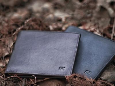 Billetera de cuero Xiaomi Wallet por 22,10 euros y envío gratis con este cupón