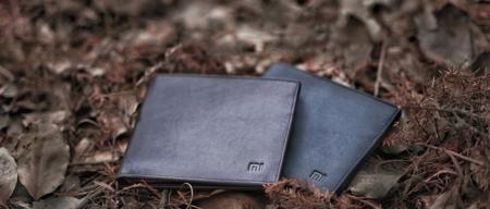 Billetera de cuero Xiaomi Wallet por 13,73 euros y envío gratis con este cupón
