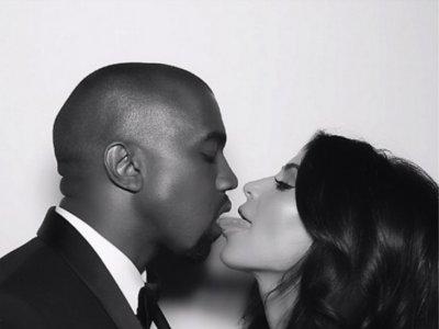 Kim Kardashian y Kanye West celebran el aniversario... ¡enseñándonos su boda!