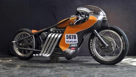 ¡Sublime! Esta es la Furia de Odín de Gonzo Motorcycles: brutalidad sobrealimentada y artesanía danesa