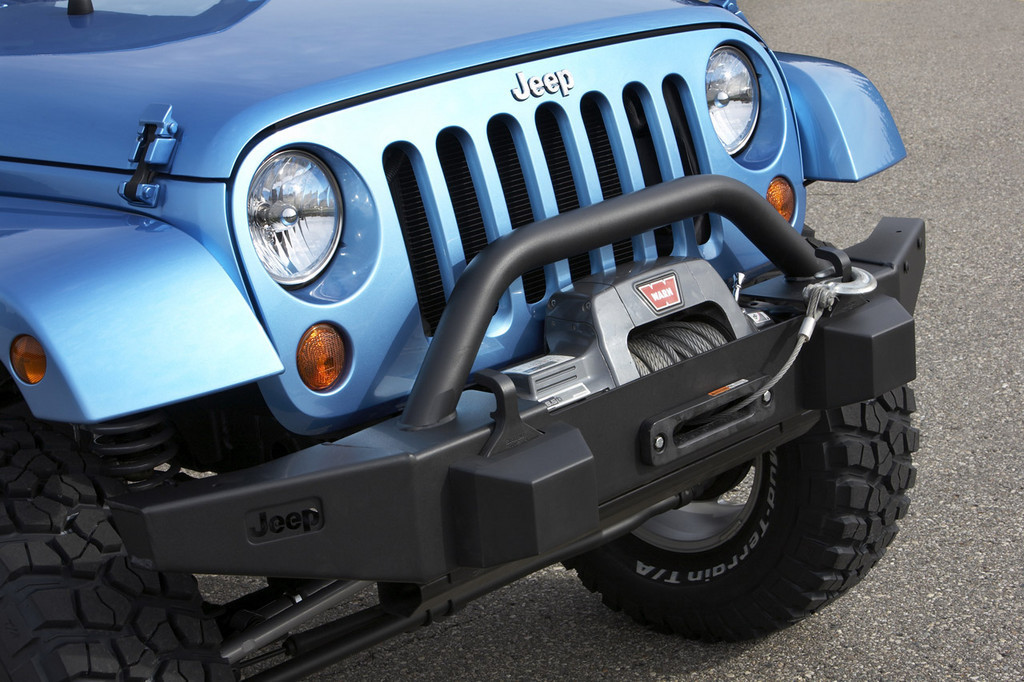 Foto de Jeep Wrangler All Access (1/5)