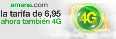 La tarifa Cero de Amena ya es 4G+