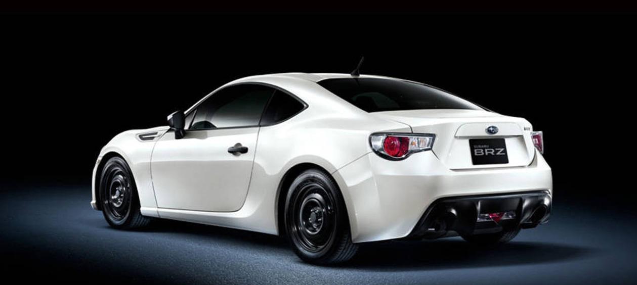 Subaru BRZ RA Racing