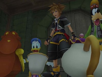 Kingdom Hearts HD 1.5 + 2.5 Remix ya se encuentra disponible
