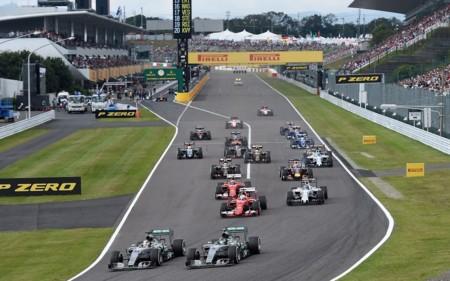 Salida Gp Japon Formula 1 2015